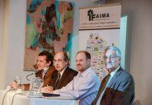 138º Congreso de FAIMA - Martín Etchegoyen, Diego Moreno y Pedro Reyna