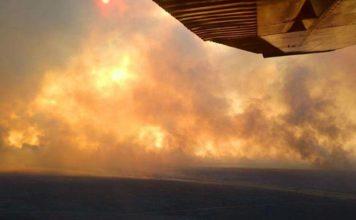 incendios forestales la pampa
