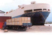 barco exportacion