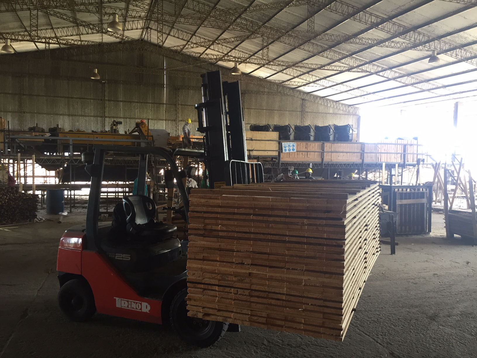 mercado interno pallets