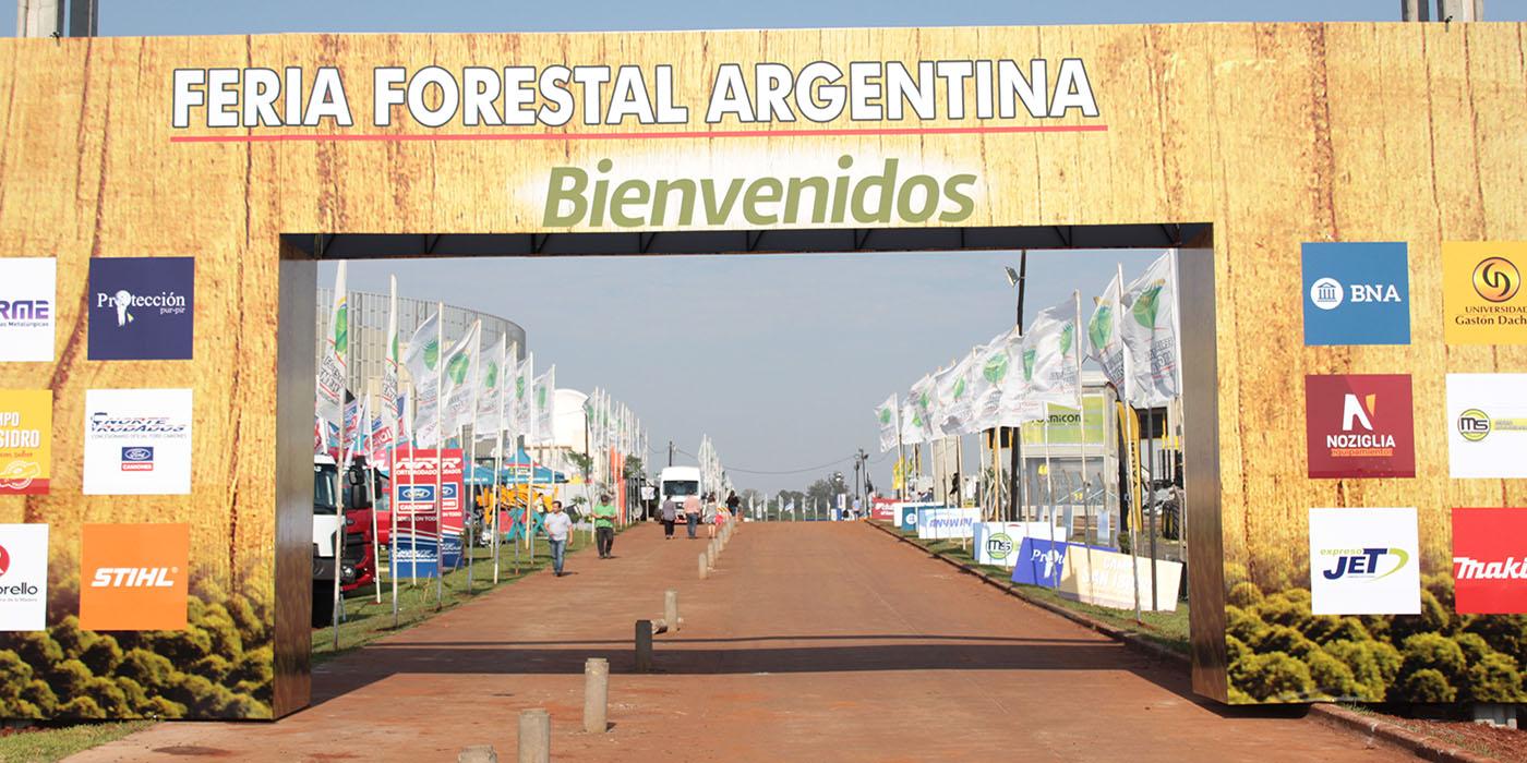 tecnología feria forestal argentina 2019