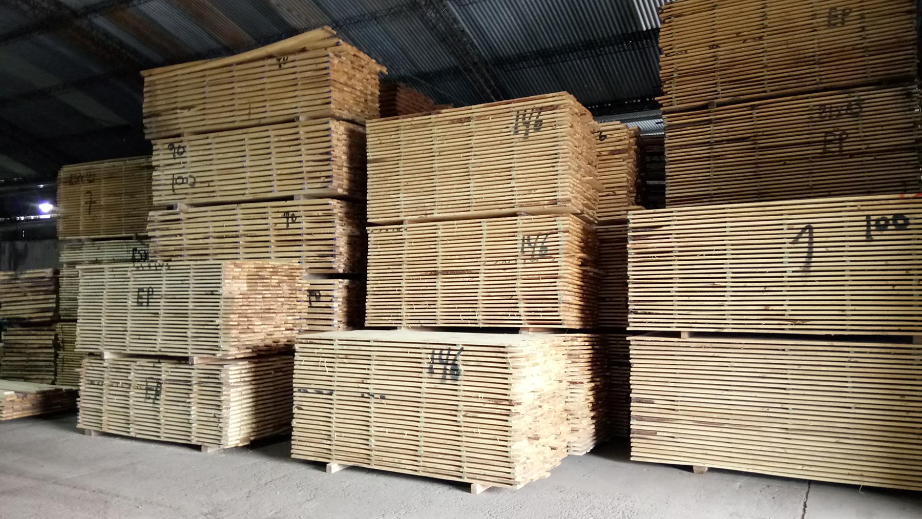 Göttert secado de maderas