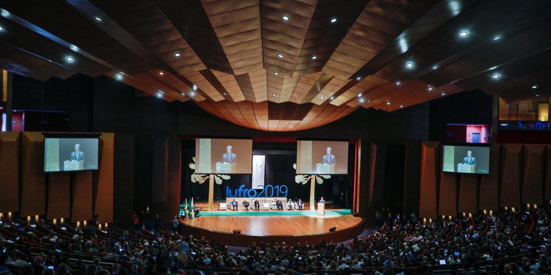 congreso iufro 2019 curitiba