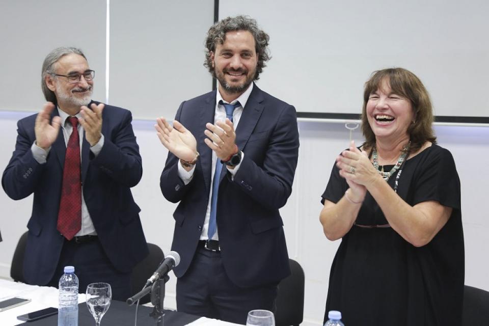 Presidente inta Susana Mirassou