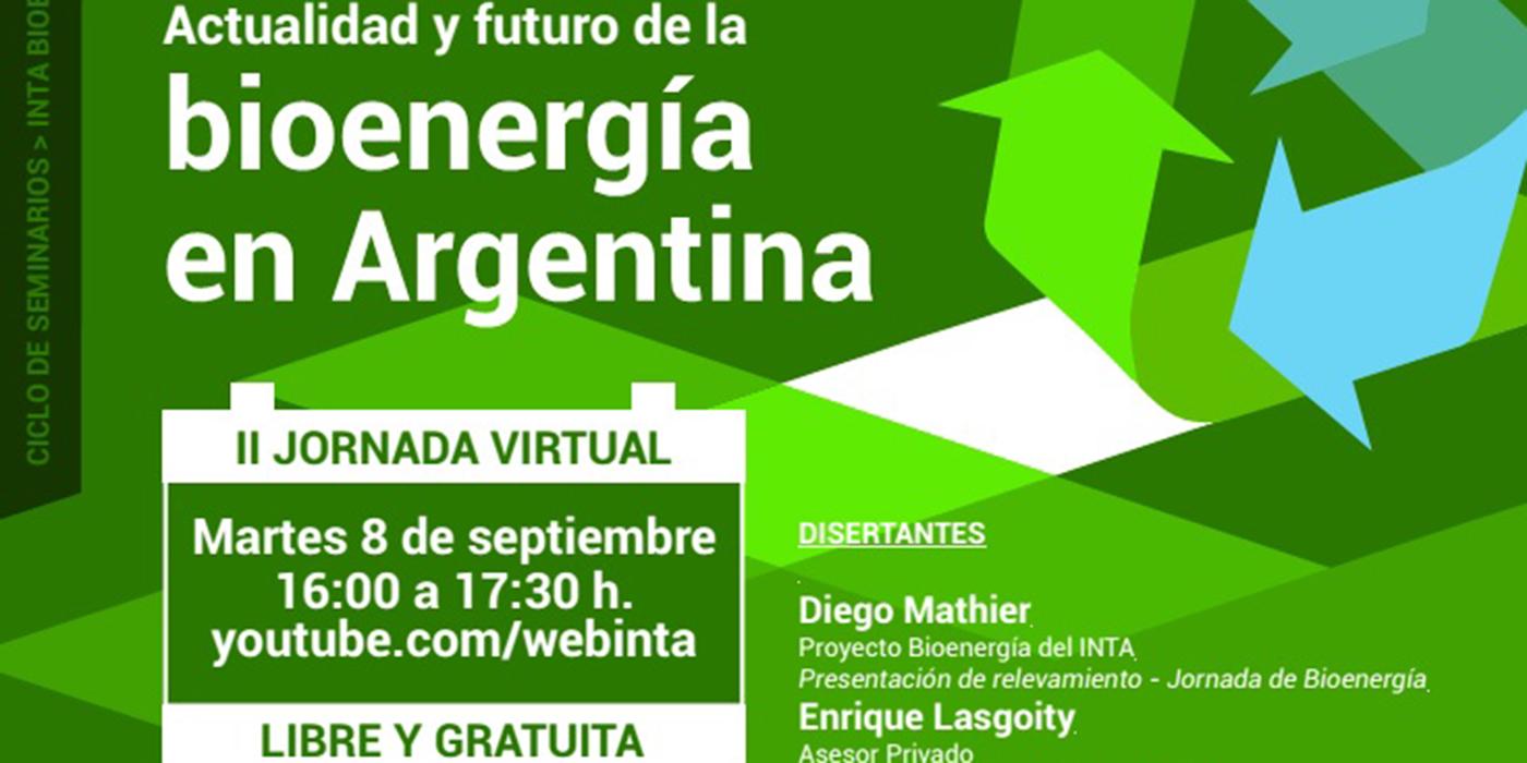 seminario gratuito bioenergía inta