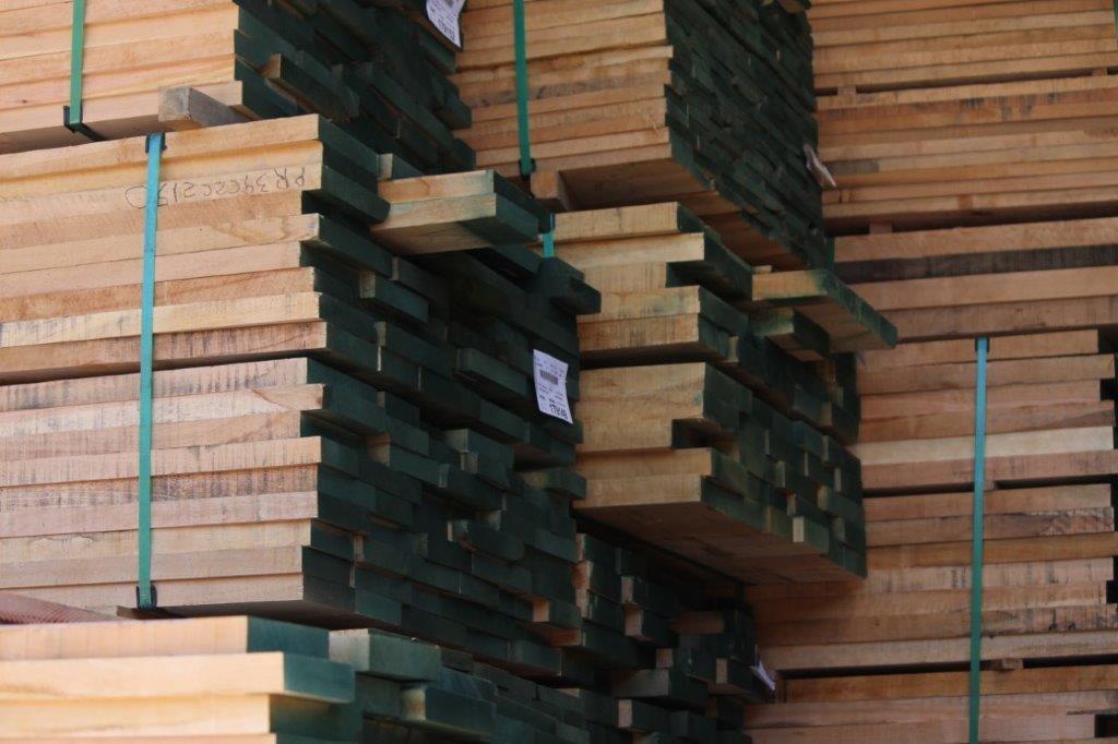 Chile caída exportaciones forestales