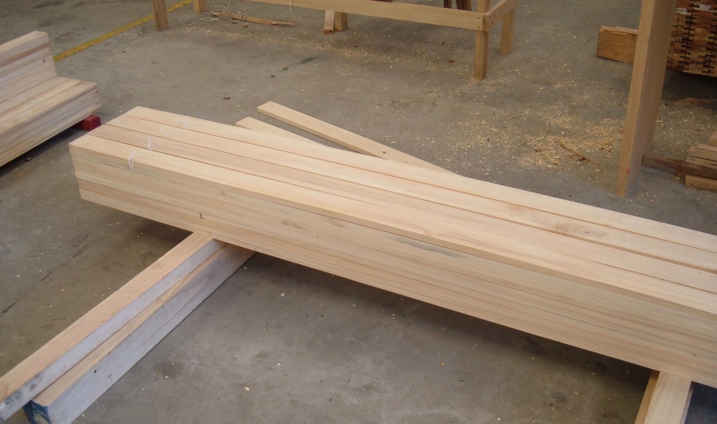 madera aserrada demanda sostenida