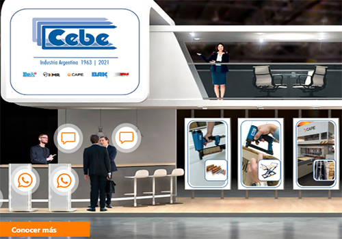 fitecma virtual productos muebles