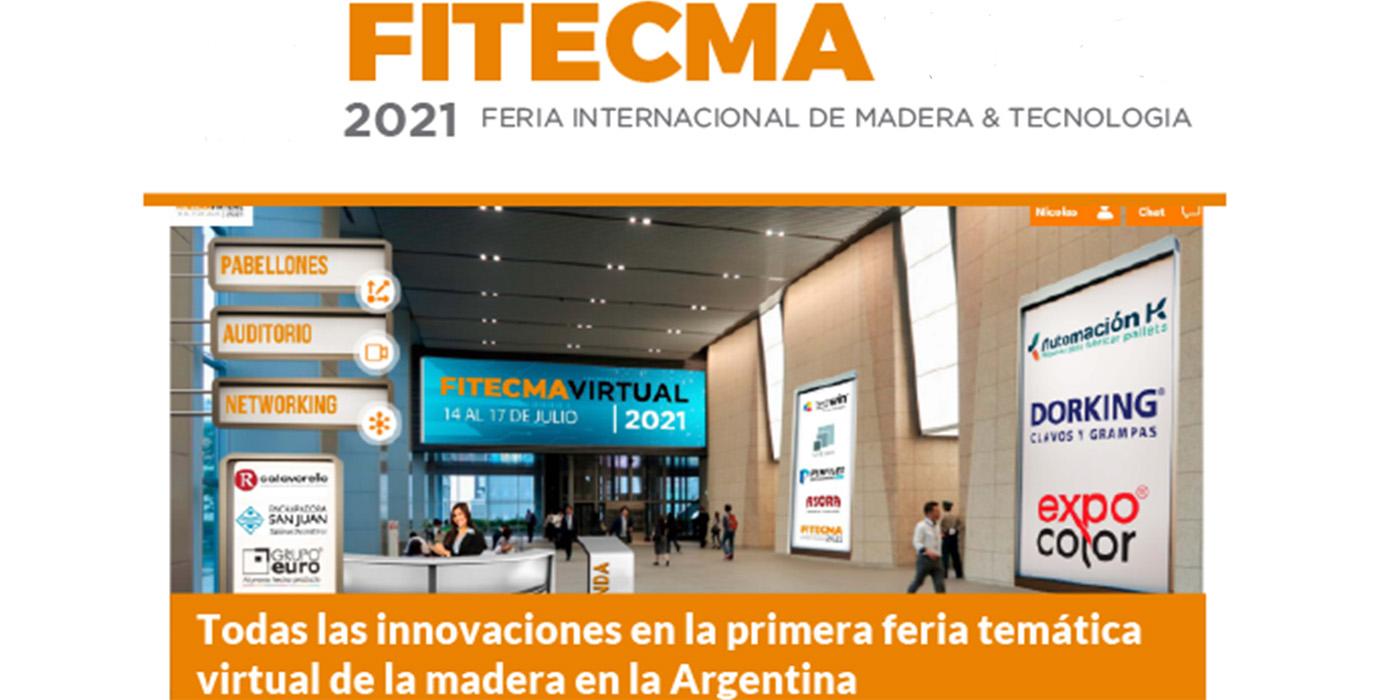 fitecma virtual 2021 forestal