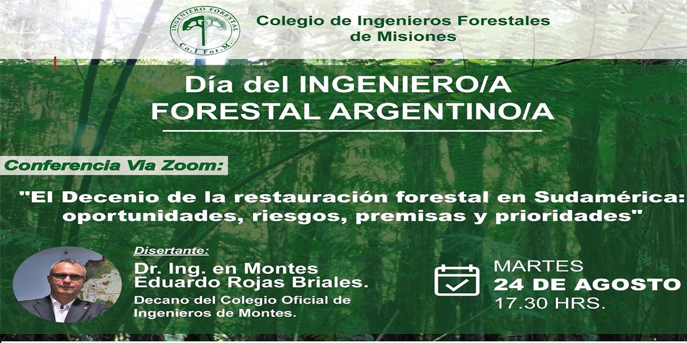 videoconferencia restauración forestal
