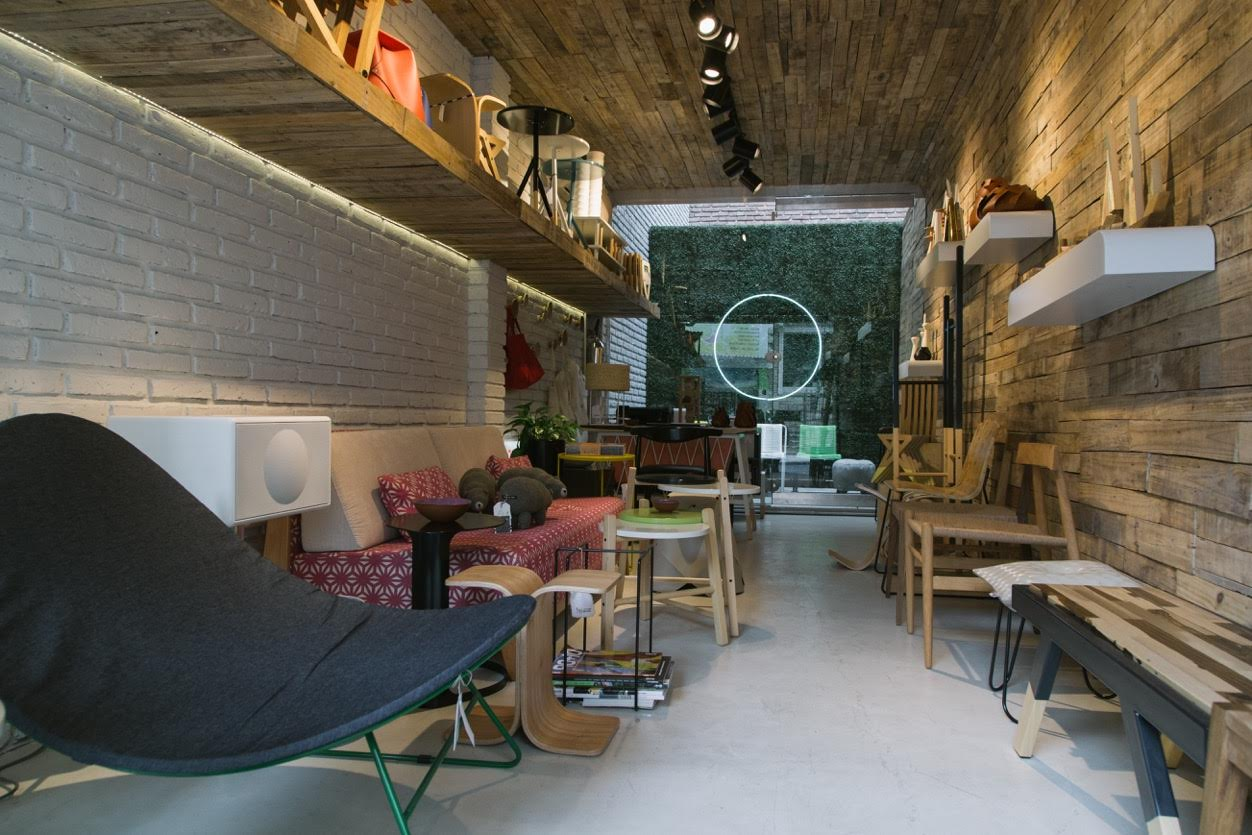 Luola Galer A De Arte Con Muebles De Autor En C Rdoba D F Muebles # Muebles Nicolas