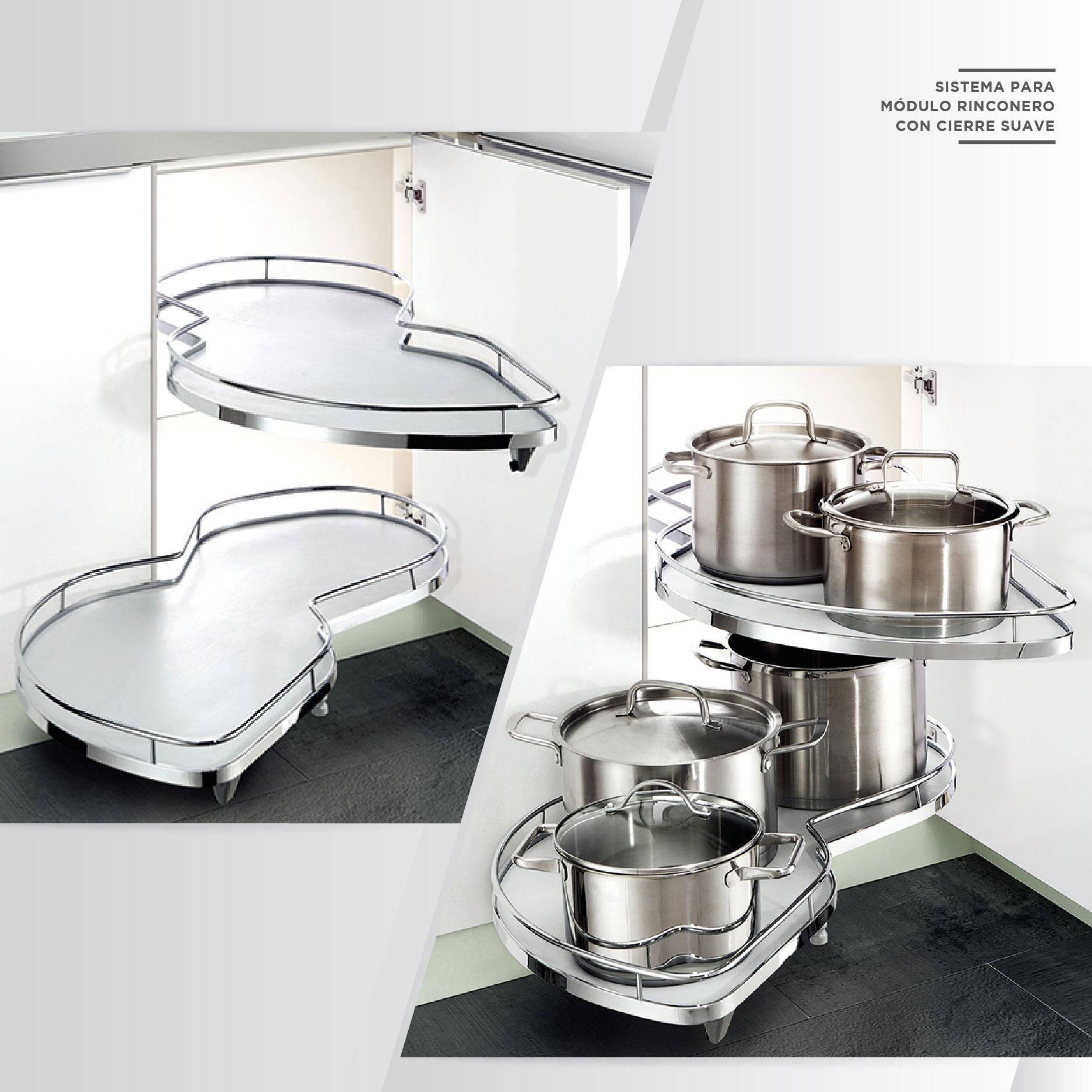 EUROHARD – Accesorios para muebles de cocina