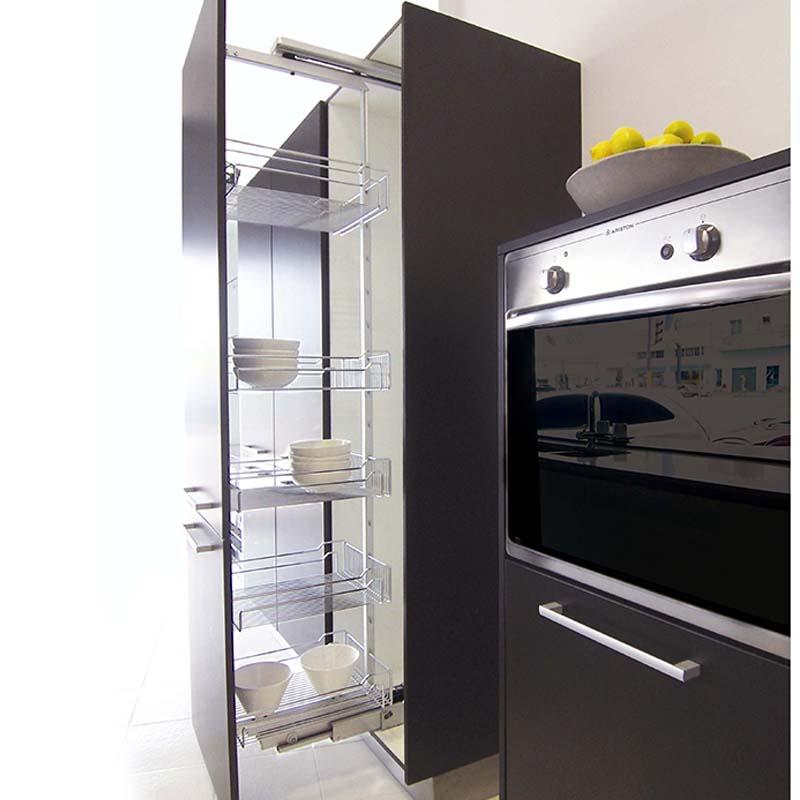 L nea de herrajes y accesorios para cocina herrajes san for Catalogo de muebles de cocina pdf
