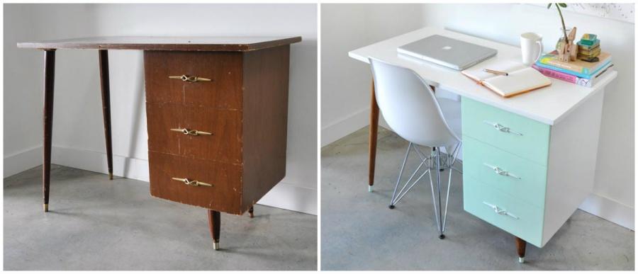 Cómo reciclar muebles antiguos de madera: tips de expertos