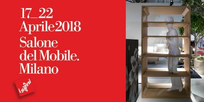 Se acerca el sal n del mueble de mil n 2018 d f muebles for Feria del mueble milan 2017