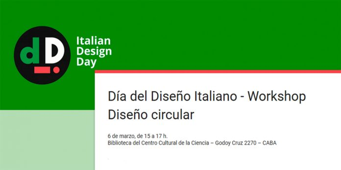 workshop diseño italiano