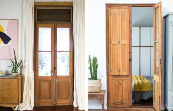 Cómo cuidar aberturas de madera