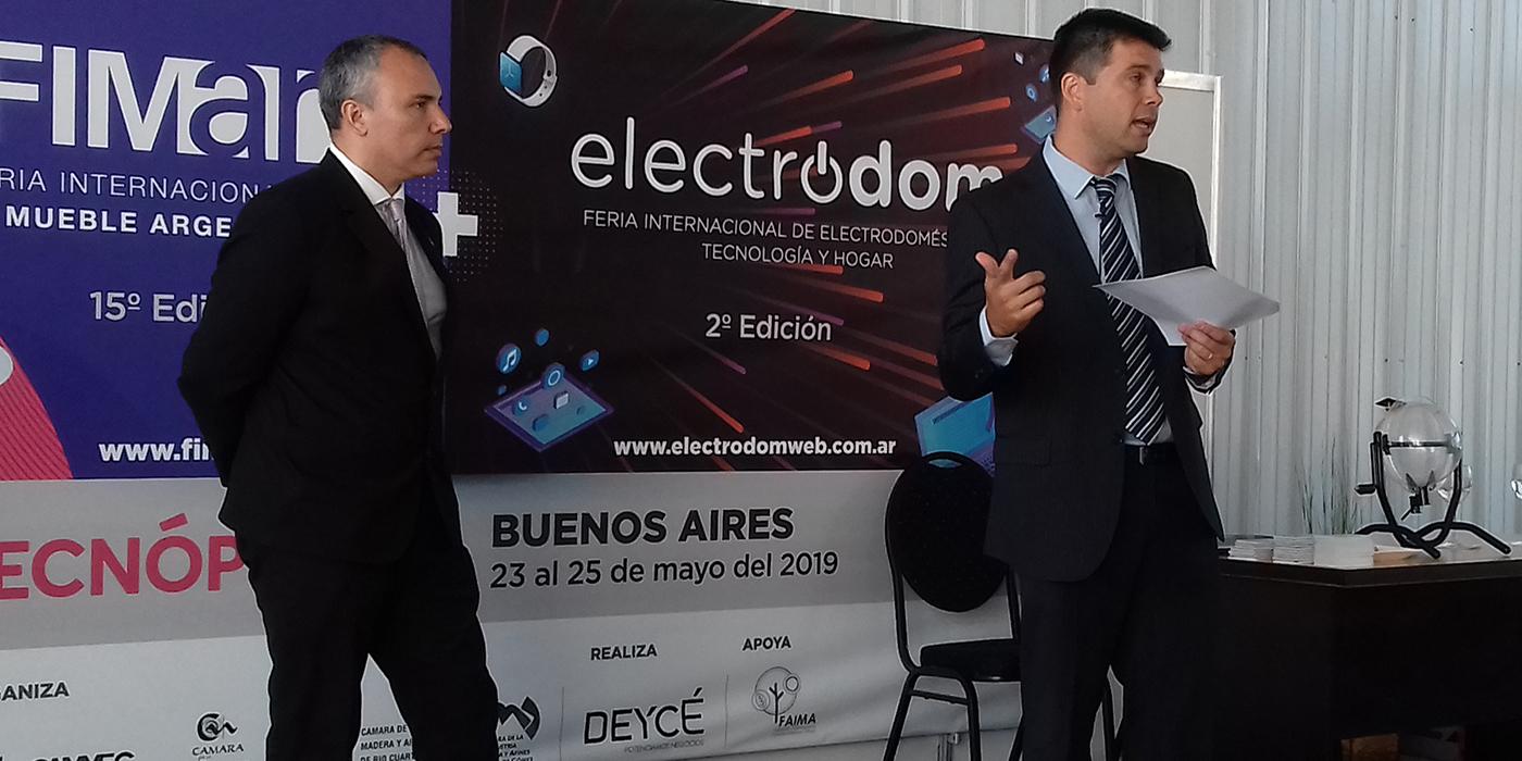 fimar electrodom 2019 lanzamiento