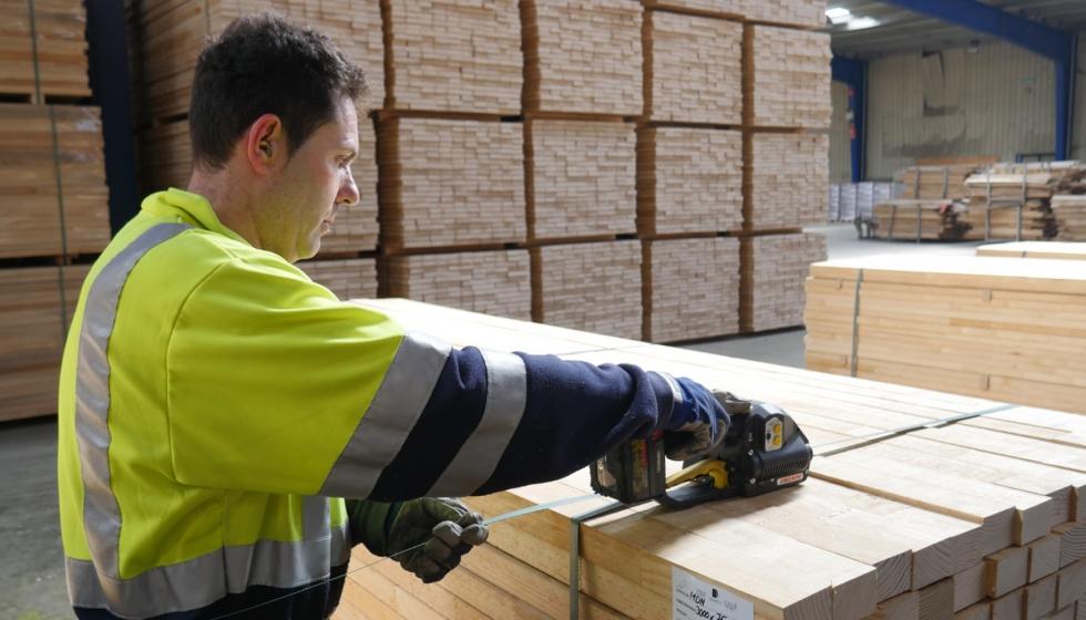 madera mercado demanda recuperación