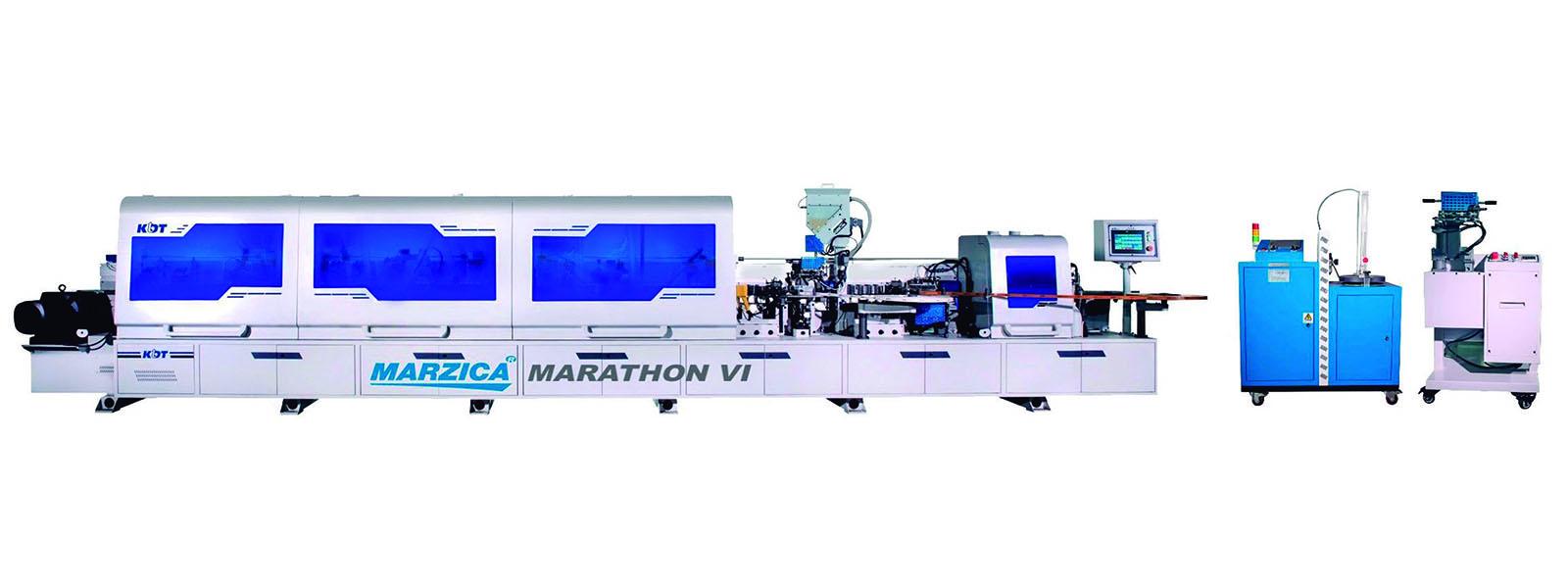 Maquinarias Caseros Pegadoras cantos Marathon