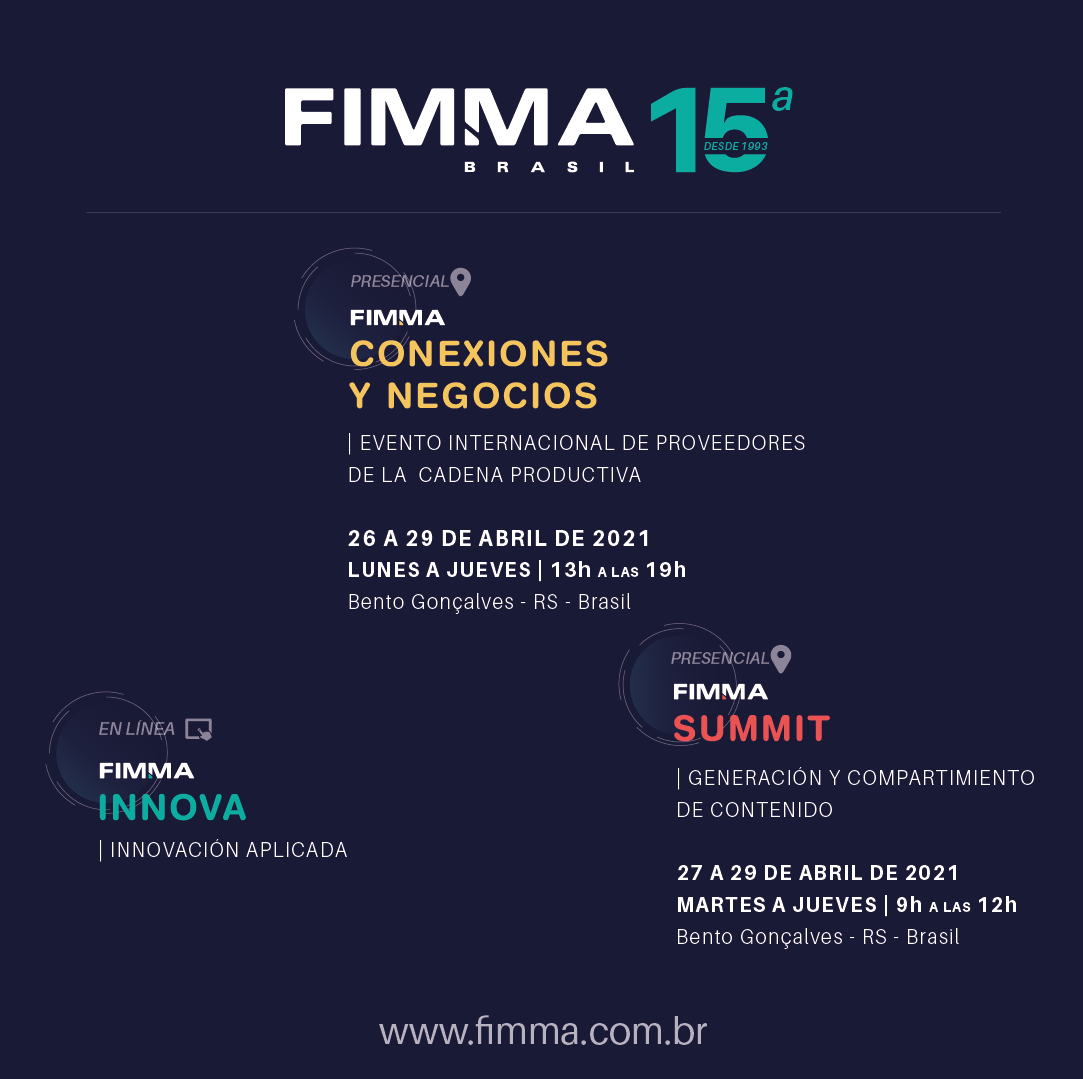 FIMMA Brasil mejores negocios