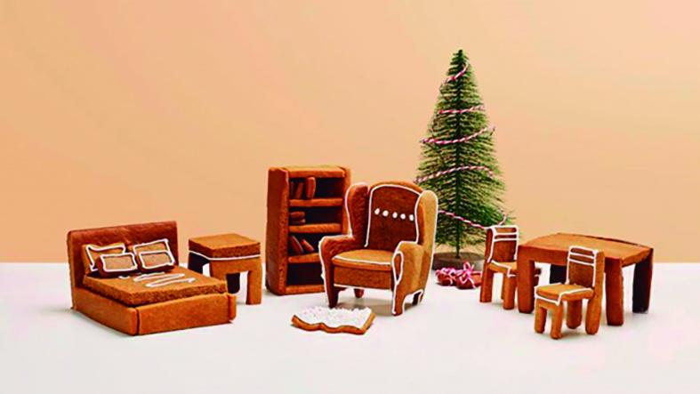 IKEA muebles Gingerbread Höme