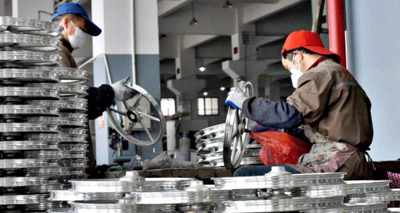 produicción industrial análisis