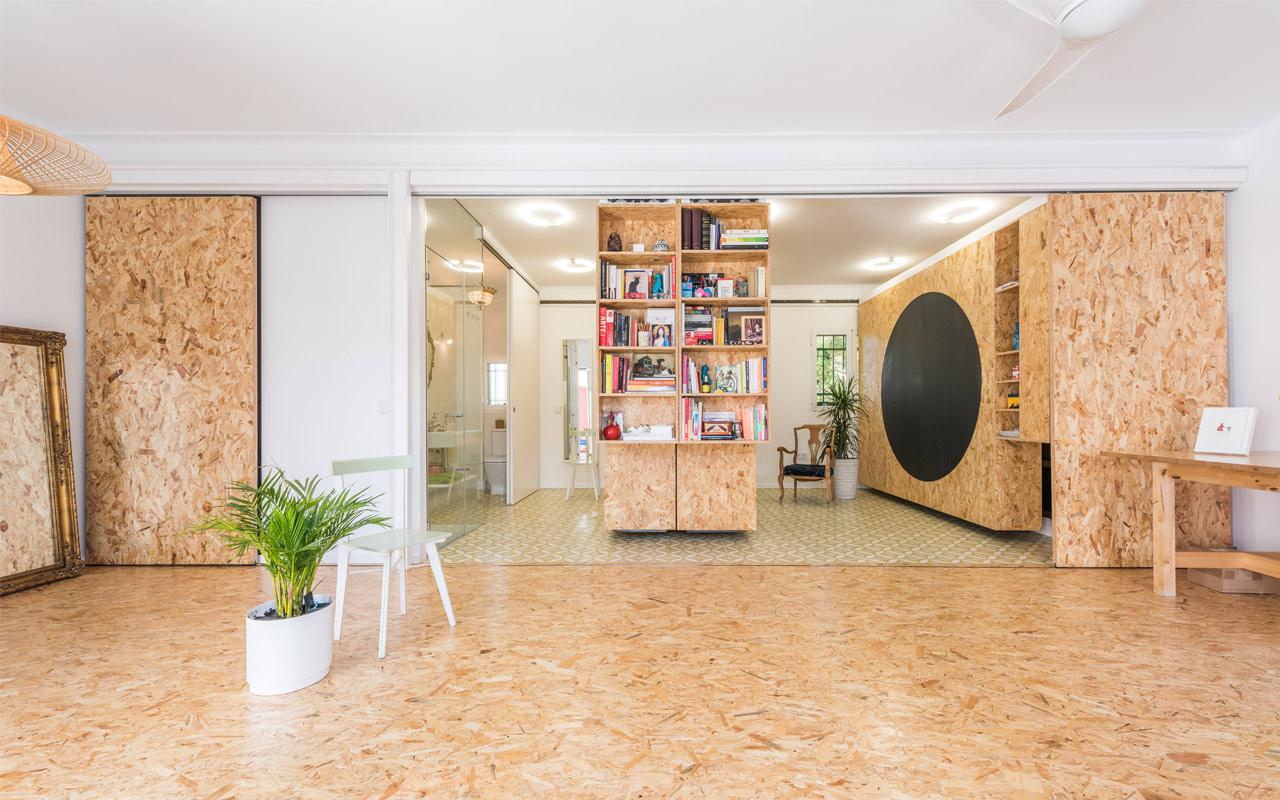 El mobiliario y la casa
