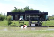 Delta del Tigre bonaerense: Casa en Isla del Este, en Canal del Este