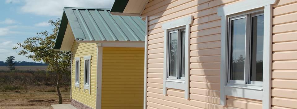 Construir el primer barrio de viviendas de madera en for Construccion de muebles de madera pdf