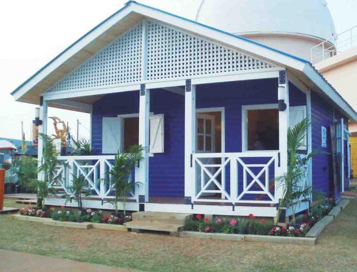 viviendas de madera villalonga