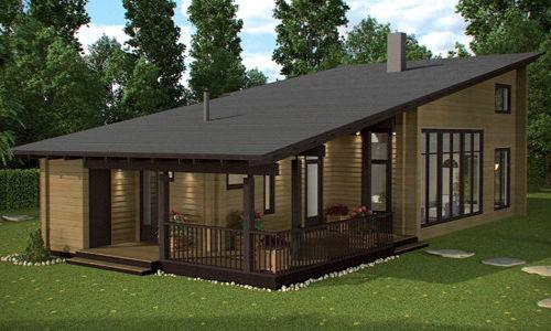 Madera en la construcci n y la importaci n de casas chinas for Casas prefabricadas para jardin