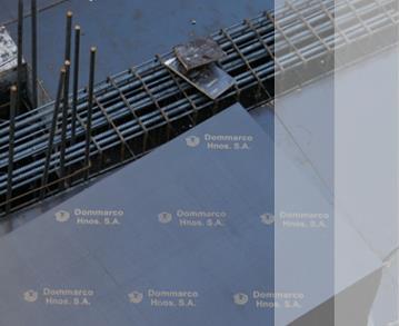 Dommarco paneles fenólicos construcción