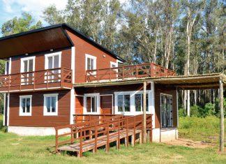 imfer vivienda de madera