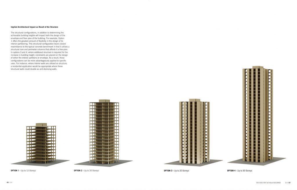 rascacielos de madera de 30 pisos michael green