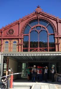 Open House Barcelona 2017 Mercado Sant Antoni