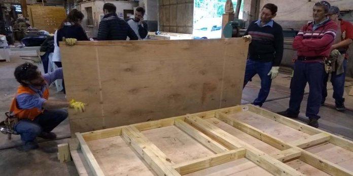 INTI construccion madera