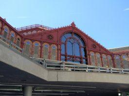 Open House Barcelona 2017 mercado sant antoni barcelona
