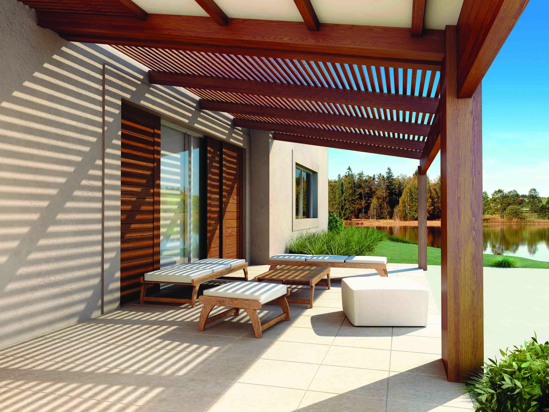 Construir galer as de madera consejos de expertos por cetol - Construir una vivienda ...