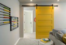 puertas de madera corredizas