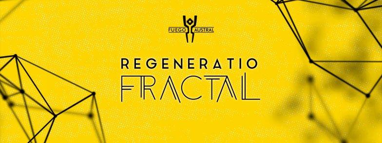 Burning Man Argentina 2018 regeneratio fractal
