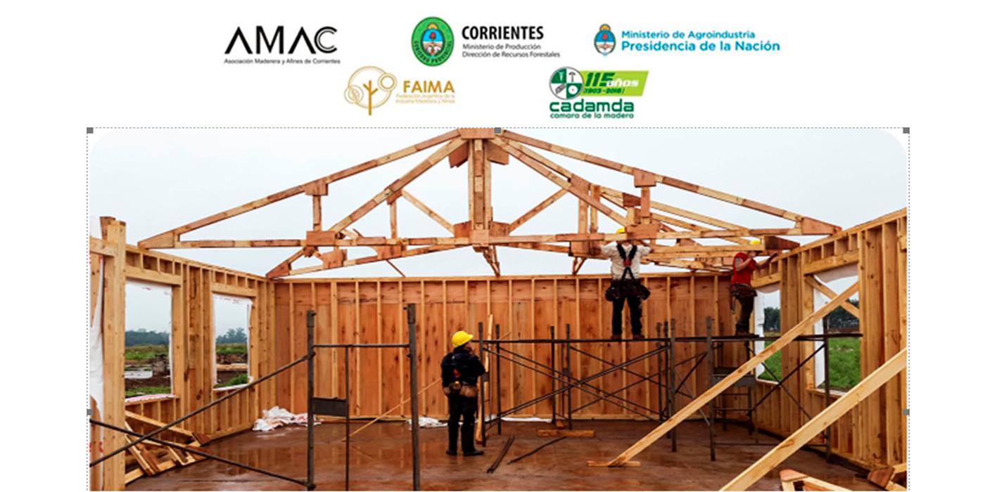 seminario cadamda construccion con madera
