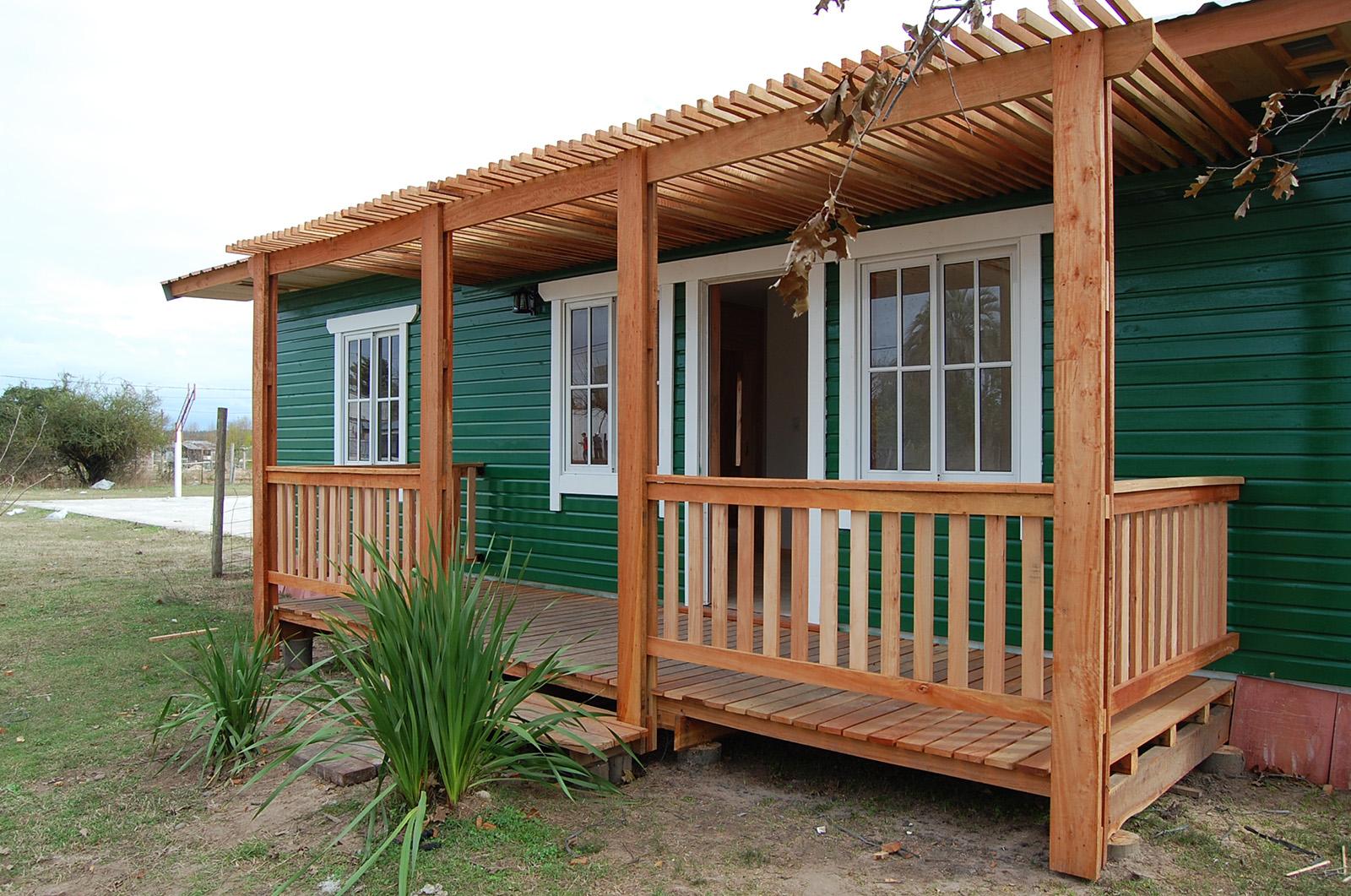 construcción madera argentina chile