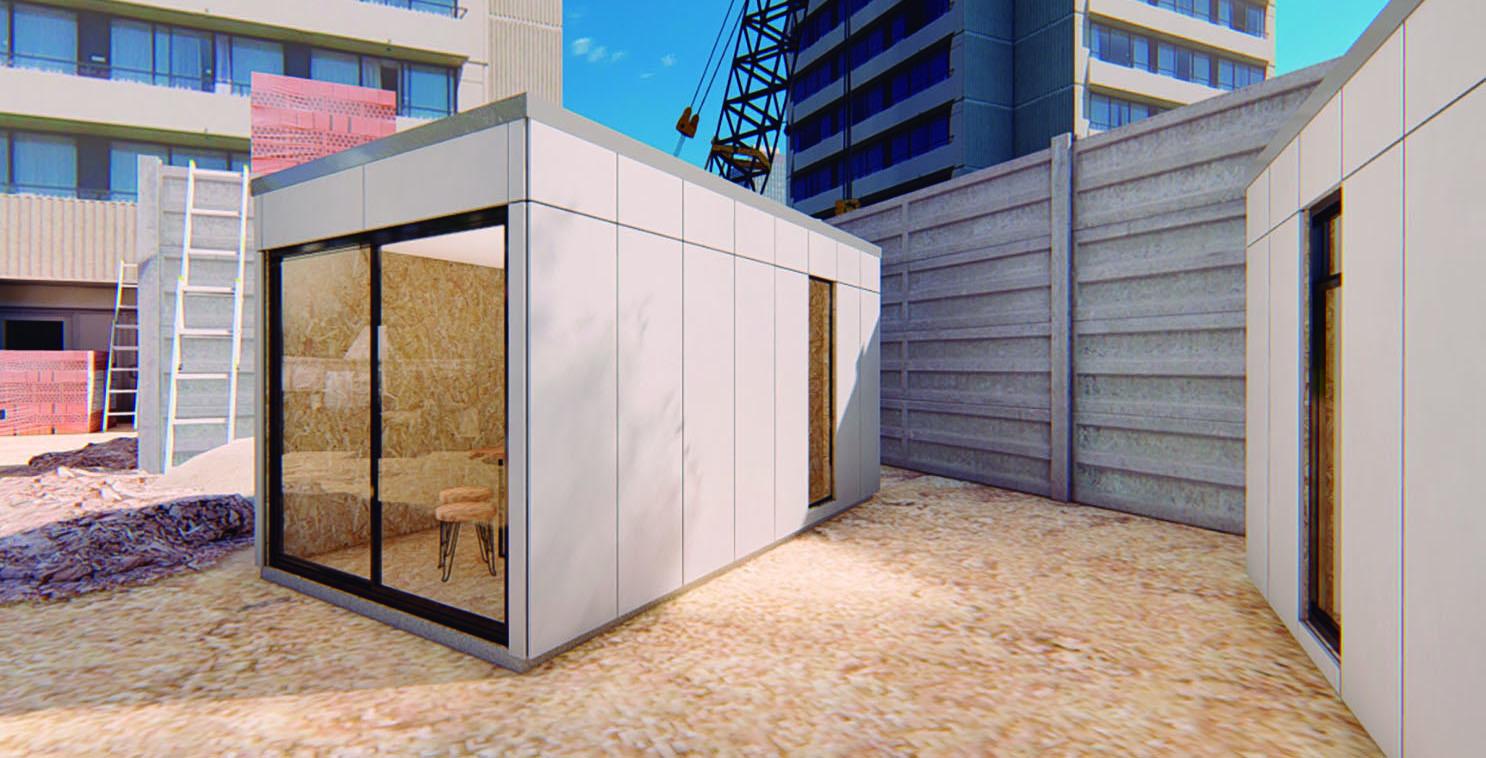 moldularq modulares sustentables viviendas.