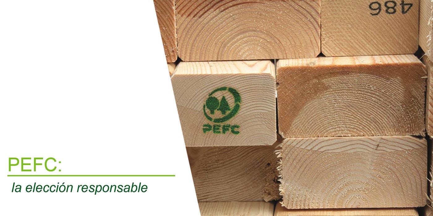 madera certificada para construcción