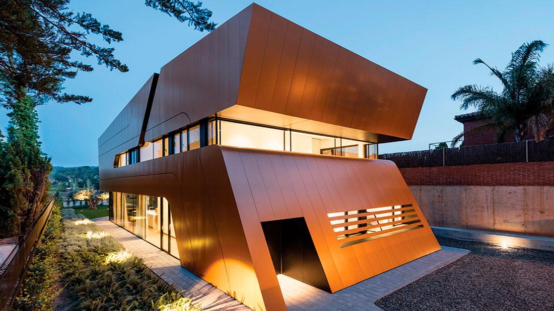 construcción sostenible con madera