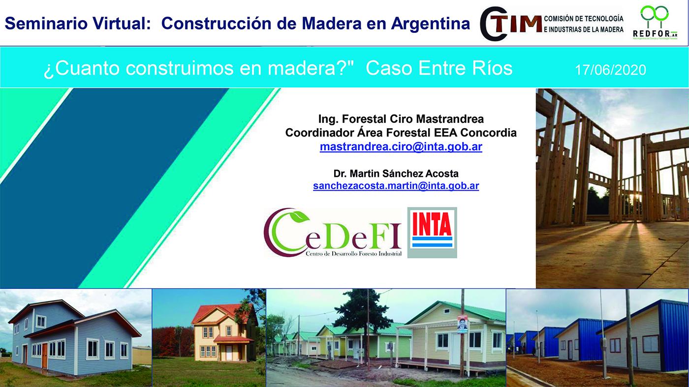 Construcción Viviendas de Madera