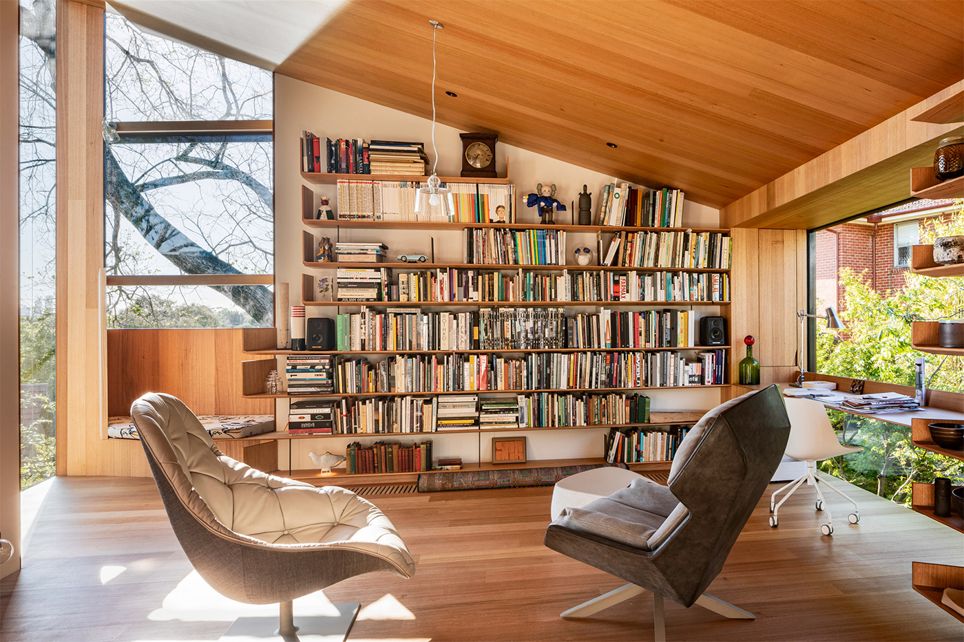 Wardle renueva casa madera
