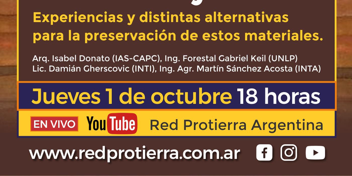 charla preservación jueves youtube