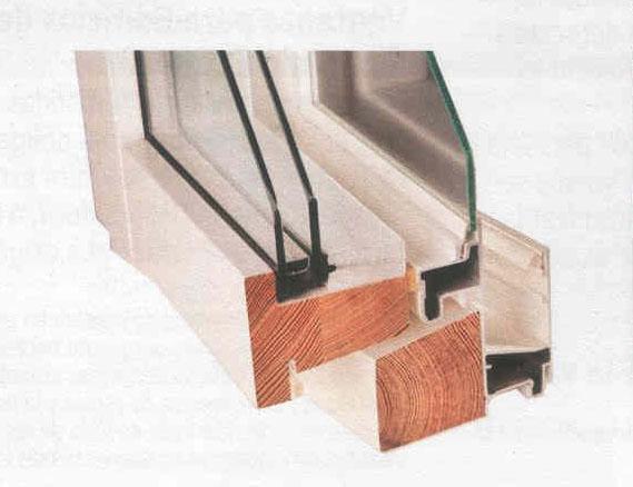 Ventana madera aislamiento acústico
